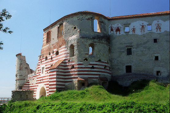 Janowiec - Firlej's Castle