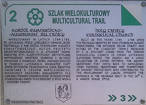 Multicultural Trail