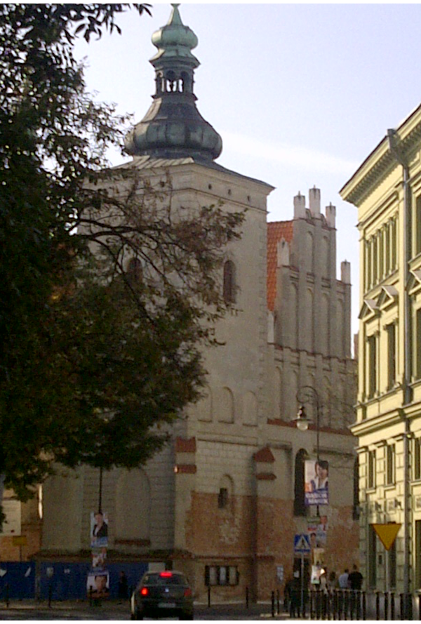 Church of the Assumption (1412-26)